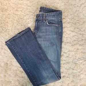 7 for All Mankind A Pocket Bootcut Jean, sz 29